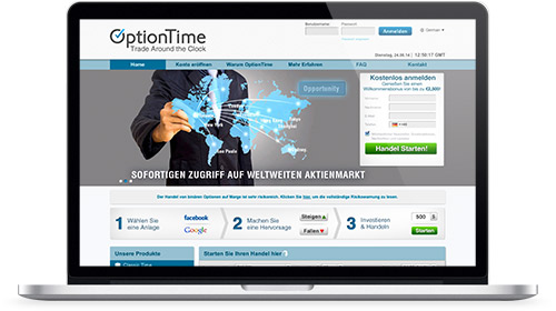 Review Website optiontime