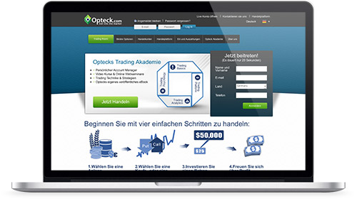 Review Website opteck