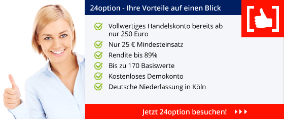 24option Vorteile