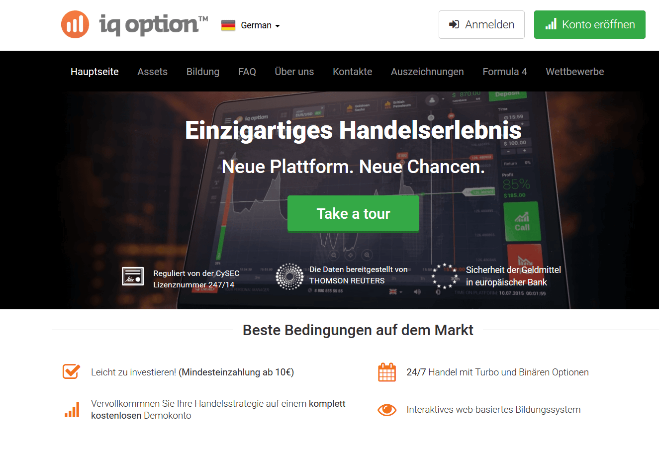 iq option webseite