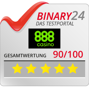 888casino Wertung